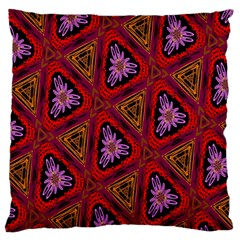 Computer Graphics Graphics Ornament Large Cushion Case (One Side)