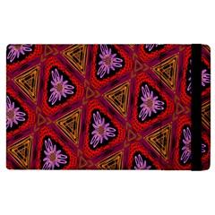 Computer Graphics Graphics Ornament Apple iPad 3/4 Flip Case