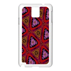 Computer Graphics Graphics Ornament Samsung Galaxy Note 3 N9005 Case (White)