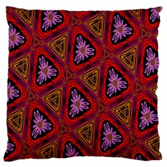 Computer Graphics Graphics Ornament Large Flano Cushion Case (One Side)