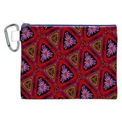 Computer Graphics Graphics Ornament Canvas Cosmetic Bag (xxl)