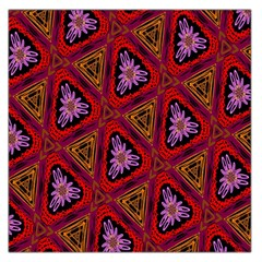 Computer Graphics Graphics Ornament Large Satin Scarf (Square)