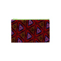Computer Graphics Graphics Ornament Cosmetic Bag (xs)
