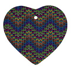 Decorative Ornamental Abstract Ornament (Heart)