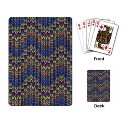 Decorative Ornamental Abstract Playing Card