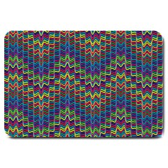 Decorative Ornamental Abstract Large Doormat