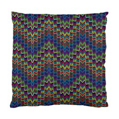 Decorative Ornamental Abstract Standard Cushion Case (Two Sides)