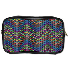 Decorative Ornamental Abstract Toiletries Bags