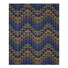 Decorative Ornamental Abstract Shower Curtain 60  X 72  (medium)