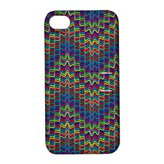 Decorative Ornamental Abstract Apple iPhone 4/4S Hardshell Case with Stand