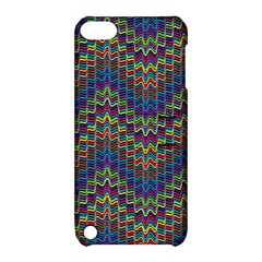 Decorative Ornamental Abstract Apple iPod Touch 5 Hardshell Case with Stand