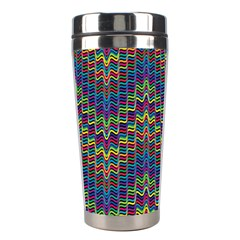 Decorative Ornamental Abstract Stainless Steel Travel Tumblers