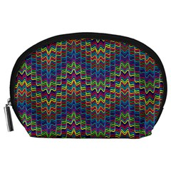 Decorative Ornamental Abstract Accessory Pouches (Large)
