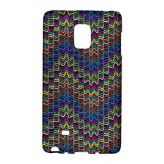 Decorative Ornamental Abstract Galaxy Note Edge