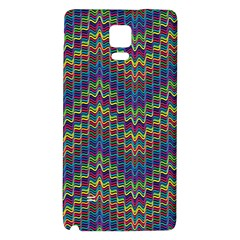 Decorative Ornamental Abstract Galaxy Note 4 Back Case