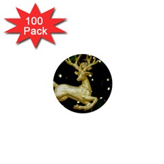 December Christmas Cologne 1  Mini Buttons (100 pack)