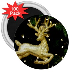 December Christmas Cologne 3  Magnets (100 pack)
