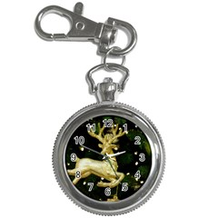 December Christmas Cologne Key Chain Watches