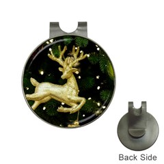 December Christmas Cologne Hat Clips with Golf Markers