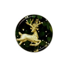December Christmas Cologne Hat Clip Ball Marker