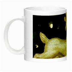 December Christmas Cologne Night Luminous Mugs