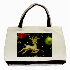 December Christmas Cologne Basic Tote Bag (Two Sides)