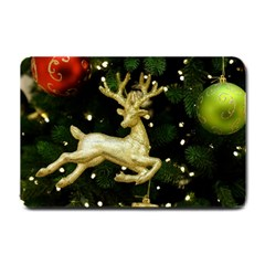 December Christmas Cologne Small Doormat