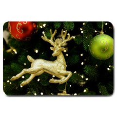 December Christmas Cologne Large Doormat