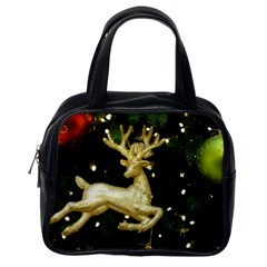 December Christmas Cologne Classic Handbags (One Side)