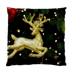 December Christmas Cologne Standard Cushion Case (One Side)
