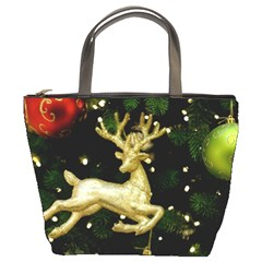 December Christmas Cologne Bucket Bags