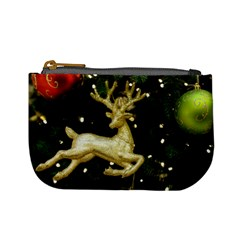 December Christmas Cologne Mini Coin Purses