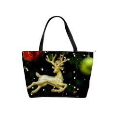December Christmas Cologne Shoulder Handbags