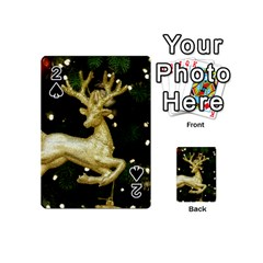 December Christmas Cologne Playing Cards 54 (Mini)