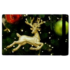 December Christmas Cologne Apple iPad 3/4 Flip Case