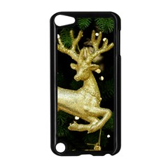 December Christmas Cologne Apple iPod Touch 5 Case (Black)
