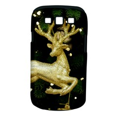 December Christmas Cologne Samsung Galaxy S III Classic Hardshell Case (PC+Silicone)
