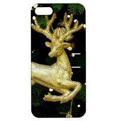 December Christmas Cologne Apple iPhone 5 Hardshell Case with Stand