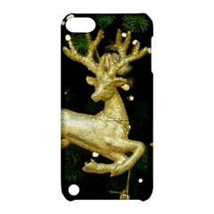 December Christmas Cologne Apple iPod Touch 5 Hardshell Case with Stand