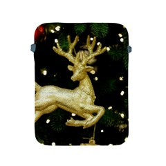 December Christmas Cologne Apple iPad 2/3/4 Protective Soft Cases