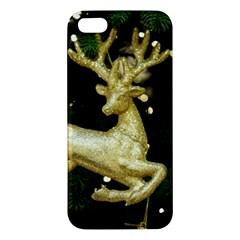 December Christmas Cologne iPhone 5S/ SE Premium Hardshell Case