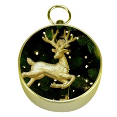 December Christmas Cologne Gold Compasses