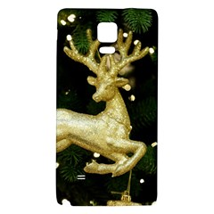 December Christmas Cologne Galaxy Note 4 Back Case