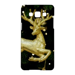 December Christmas Cologne Samsung Galaxy A5 Hardshell Case