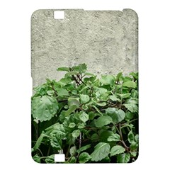 Plants Against Concrete Wall Background Kindle Fire HD 8.9