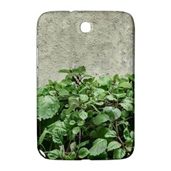 Plants Against Concrete Wall Background Samsung Galaxy Note 8.0 N5100 Hardshell Case