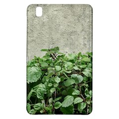 Plants Against Concrete Wall Background Samsung Galaxy Tab Pro 8.4 Hardshell Case