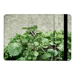 Plants Against Concrete Wall Background Samsung Galaxy Tab Pro 10.1  Flip Case