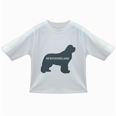 Newfie Name Silo Grey Infant/Toddler T-Shirts
