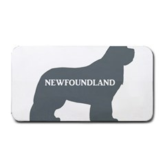 Newfie Name Silo Grey Medium Bar Mats